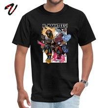 X Manatees SALE Classic Men T Shirt O Neck Haikyuu Marvel Pure Cotton Tops Shirts Hip hop Tshirts Drop Shipping