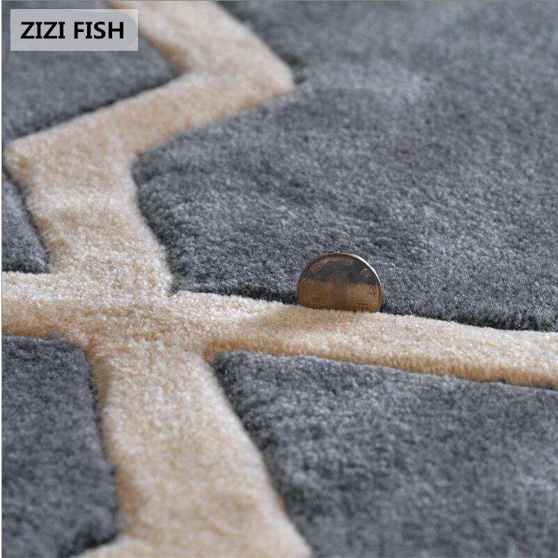 Зизи рыбы высокого качества круглый ковер журнальный столик комната спальня гостиная коврик детский сад коврик компьютер вращающееся крес...