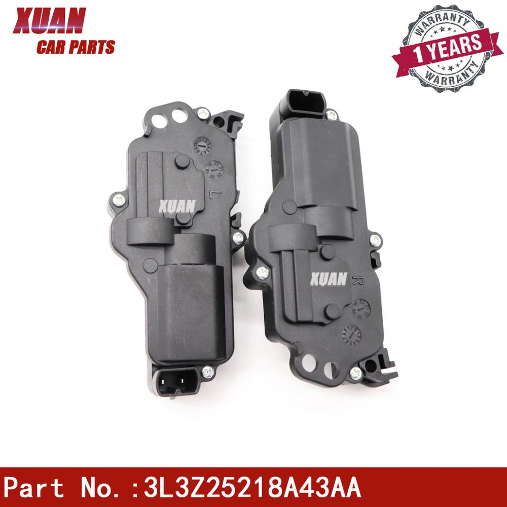Left & Right Power Door Lock Actuators 3L3Z25218A43AA 3L3Z25218A42AA For Lincoln Navigator Mercury Mountaineer