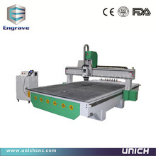 Efficient 2000*3000mm lathe cnc router wood with auto tool changer