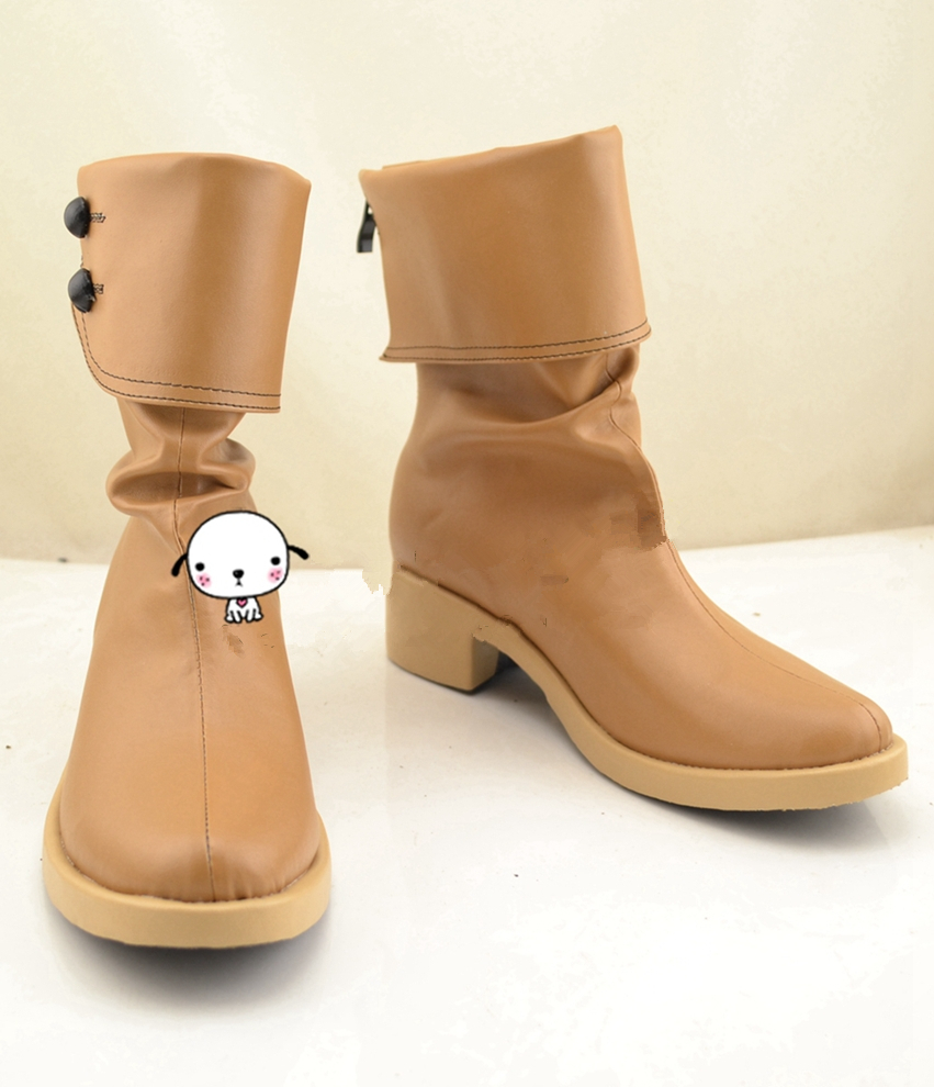 Dramatical Murder DMMD Re:Connect HARUKA shoes Cosplay boots  costume