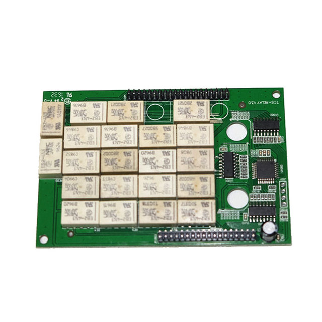 2016 Newest tcs cdp pro plus NEC Relay Panel /PCB Board Chip only for TCS CDP PRO PLUS diagnostic tool