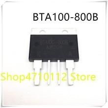 NEW 5PCS/LOT  BTA100-800B BTA100800B BTA100 800B BTA100-800 100-800 TO-4PT