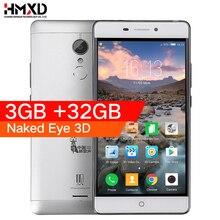 Orijinal ZTE V5 K3DX-V5G 3 GB + 32 GB Smartphone 5.5
