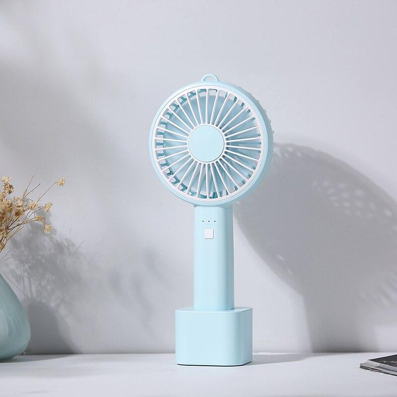 Color : 04 Air Cooling Fan Mini Fan USB Charging Summer Clip Fan Flexible Handle Electric Fan Outdoor Personal Fans