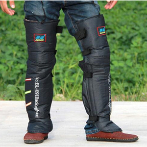 New Motorcycle Winter Knee Motorcycle Leg Protectors Warm Motocross Knee Pads Scooter E-bike Trikes Use in Winter Scooter Legs(China)