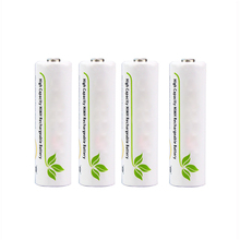 4PCS 1.2V 2950mah AA NI-MH Rechargeable Battery with Battery Case For Controller Tools Consumer Electronics Parts