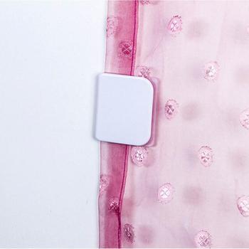 2 шт./компл. зажим для душевой занавески для ванной комнаты защита от брызг защита от протекания воды защита от штор аксессуары для ванной комнаты