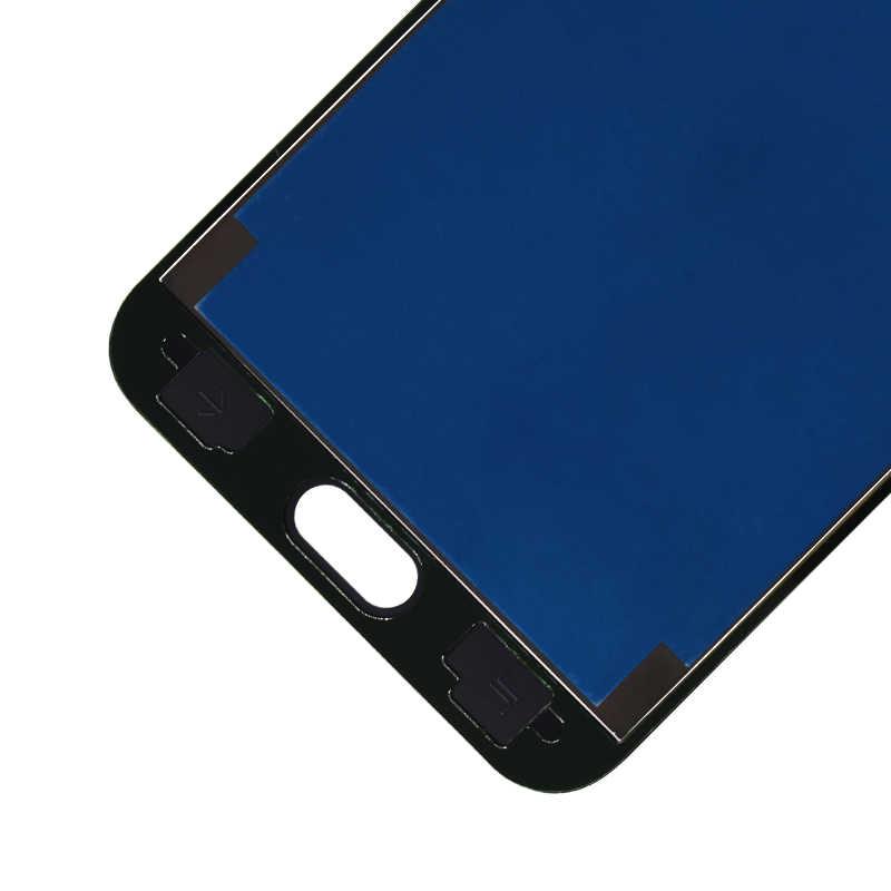 ปรับความสว่างสำหรับ Samsung Galaxy J4 J400 SM-J400F J400H J400G/DS จอแสดงผล LCD Touch Screen Digitizer Assembly