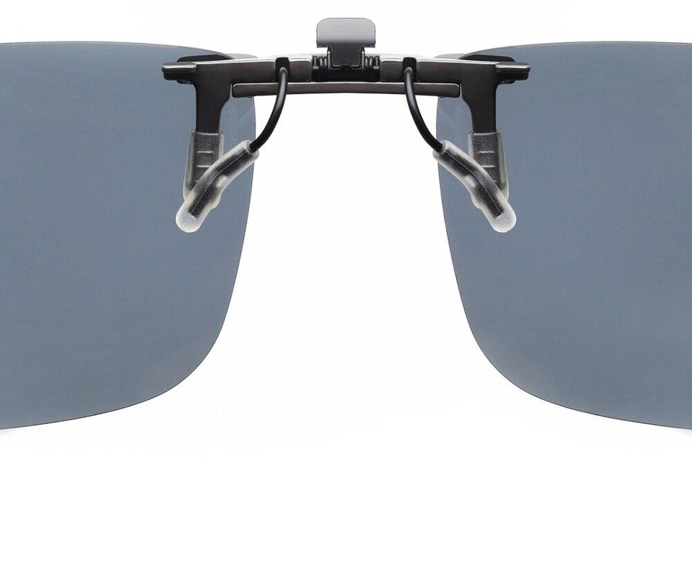 Xiaomi Turok Steinhardt TS Clip Sunglasses Polarized Clear Sight Sun Glas s Anti UVA UVB Mijia for Myopia Outdoor Travel Fishing (1)