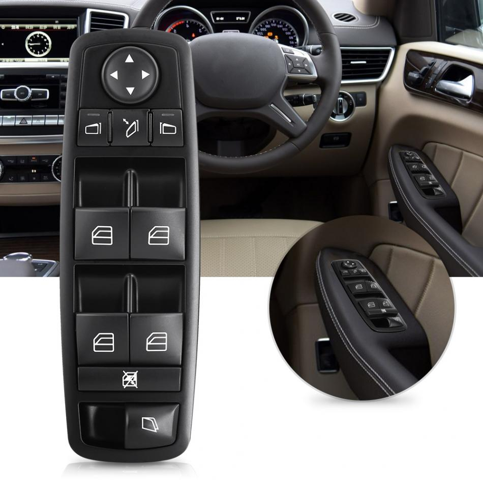 Window Switch Left Hand Driver Side for Mercedes Benz GL R Class 2518300590 Car Styling