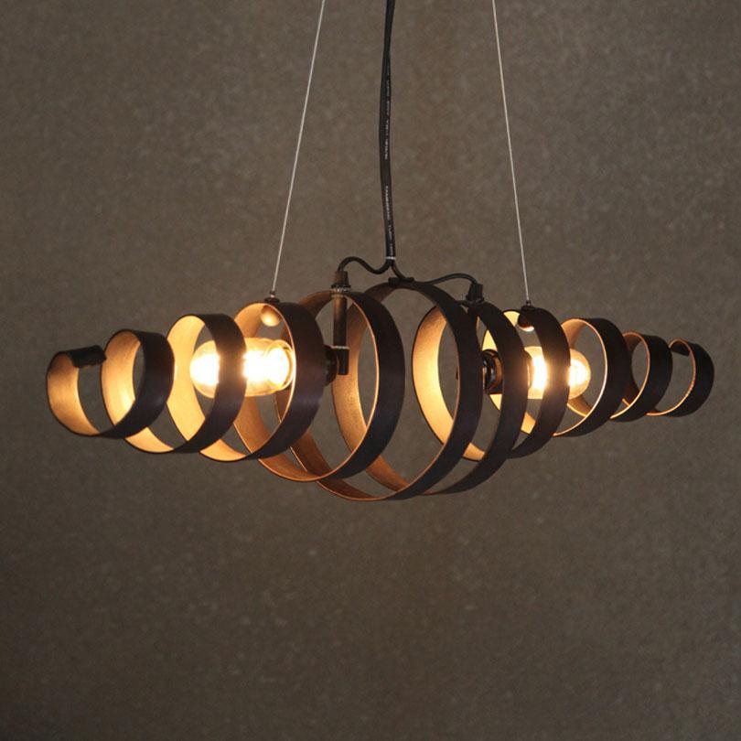 Aliexpresscom Buy Vintage Loft Pendant Light Industrial Pendant