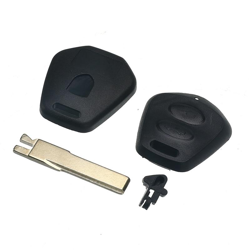 Car Remote Locking Fob Key Case Shell Blade For Porsche Cayenne 996