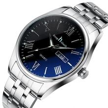 Computerized waterproof enterprise Watch Women Quartz wristwatch high quality girls well-known datajust clock Luminous classic ar watches