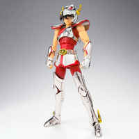 Myth Cloth Anime Figure Model Saint Seiya Pegasus Tenma V1 Action Figures With Helmet Metal Armored