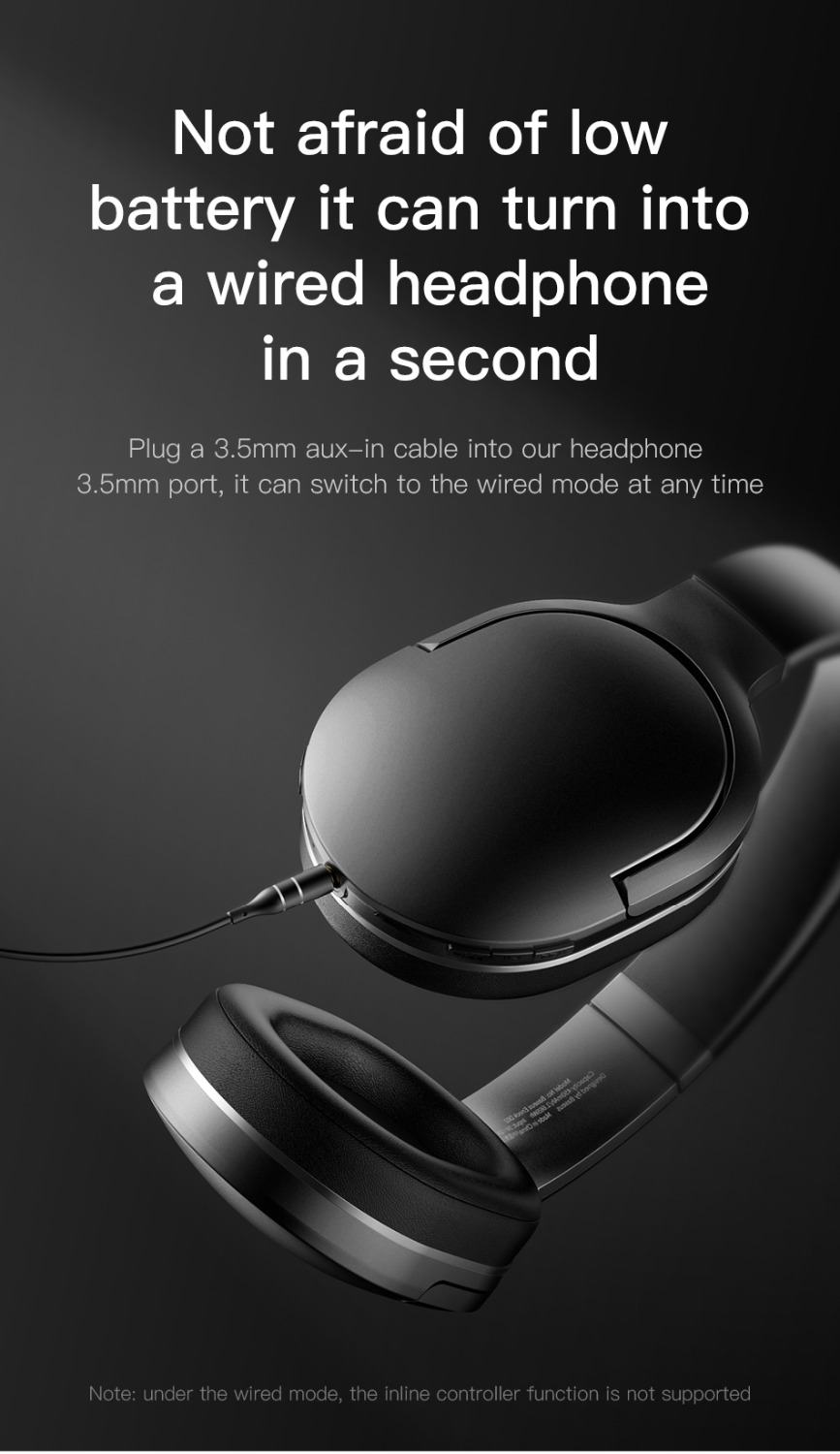 Image 4 - Wireless Headphone Bluetooth 5.0 Noise Canceling Earphone waterproof for video games Handsfree Headset For Ear Head Phone Hot-in Bluetooth Earphones & Headphones from Consumer Electronics