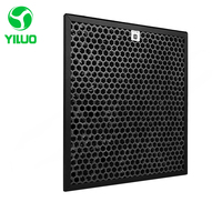 High efficiency AC4123 Activated Carbon Filter 320*290*10mm Filter Screen to Filter Dust for AC4002 AC4004 AC4012 Air Cleaner