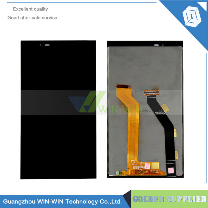 Подробнее о Black Full LCD DIsplay + Touch Screen Digitizer Assembly For HTC One E9+ / One E9 Plus lcd Screen Spare Parts Free shipping new full lcd display touch screen digitizer lens assembly for htc one x plus s728e lte free shipping