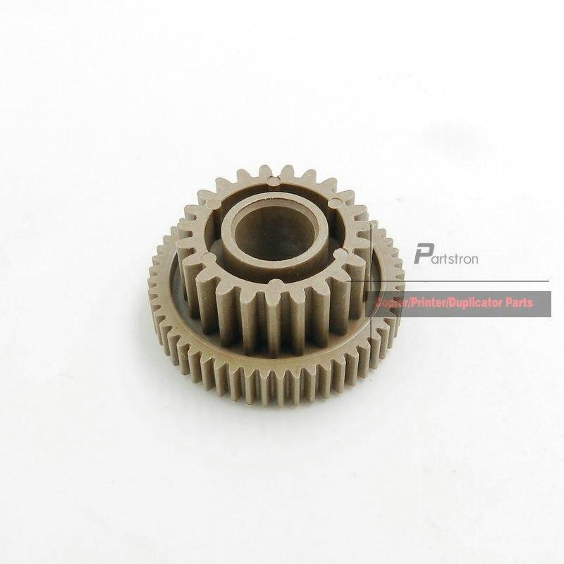 partstron marca web limpeza do fusor engrenagem ngerh1887fczz para uso em sharp arm550 620 700