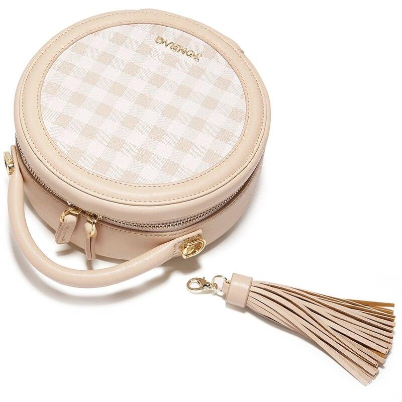 JONBAG frauen kleine tasche weibliche geschlungen nette 2019 neue stil modelle sommer sommer kette kleine runde tasche handtasche - 6