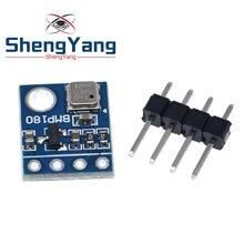 1 pièces ShengYang GY-68 BMP180 remplacer le Module de capteur de pression barométrique numérique BMP085 pour Arduino