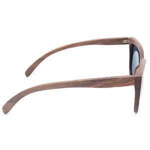 Image 5 - BOBO KUŞ Vintage Güneş Gözlüğü Erkekler ahşap güneş gözlükleri Polarize Retro Bayanlar Gözlük UV400 Ahşap Hediye Kutusu V AG010