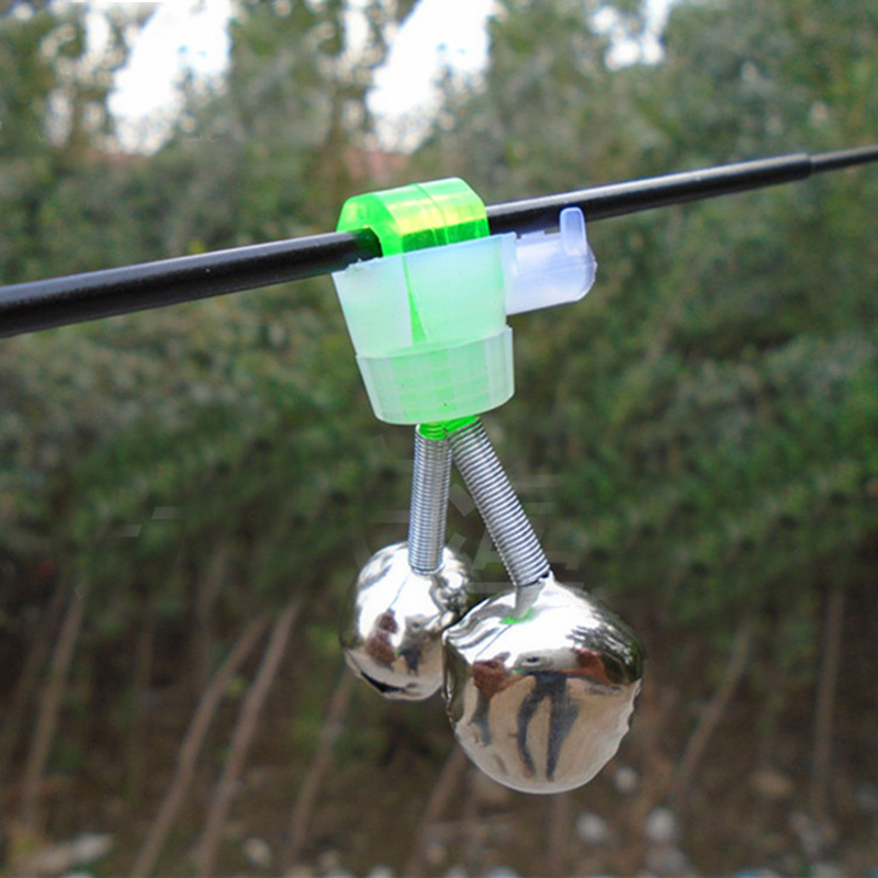 5 Pcs/lot Fishing Bell Bite Alarms Fishing Rod Clamp Tip Clip Bells Ring Carp Fishing Accessories Tackle Fish Alarm5 Pcs/lot Fishing Bell Bite Alarms Fishing Rod Clamp Tip Clip Bells Ring Carp Fishing Accessories Tackle Fish Alarm