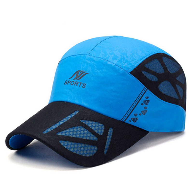 2018 Summer Baseball Cap Men Breathable Quick-Drying Mesh Hats Women Sunshade Caps
