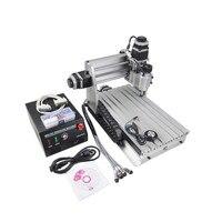 CNC 3020 T DJ Mini Desktop Engraving Machine CNC2030 Woodworking lathe Carving Router For PCB/Wood etc
