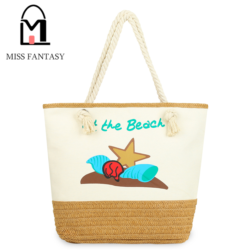 Online Get Cheap Rope Beach Bag Canvas -Aliexpress.com | Alibaba Group