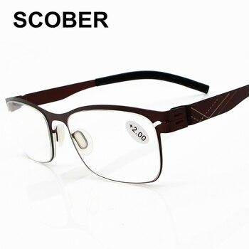 7f1dec04fd High End computadora trabajador gafas de lectura hombres mujeres Anti-fatiga  Anti-radiación azul luz prueba Presbyopia Eyeglasses r115