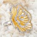 Novo 925 promoção Berserk branco Cubic Zirconia anéis de prata SS--3792URT tamanho 6 7 8 9 presente de natal para mulheres