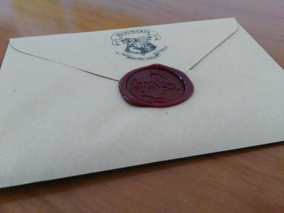 Aliexpress.Com : Buy Acceptance Letter Hogwarts Gift For Hp Fans