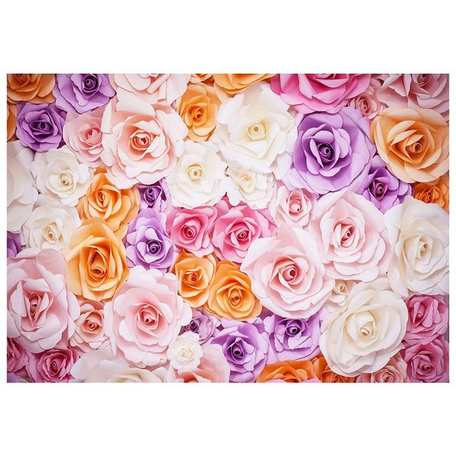 Top deals 7x5ft photography backdrop 3d color paper flower wall top deals 7x5ft photography backdrop 3d color paper flower wall gorgeous wedding baby shower beautiful bride mightylinksfo