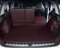 for 2017 2018 2019 BMW X1 F48 rear tail car trunk mat durable boot carpets full coverage