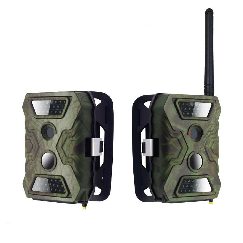 цена на MMS GPRS Hunting Camera S680M HD 12MP 1080P Video Night Vision 940NM Infrared Scouting Game Hunter Trail Cameras Trap