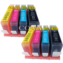 цена на 8 Compatible HP 364 XL Chipped ink Cartridge for Photosmart 5510 5515 5520 5524 6510 7510 C6380 C5383 C5390 C6300 Printers
