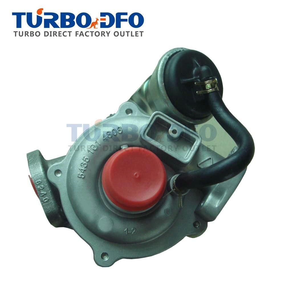 Turbo Charger KP35 54359700005 Complete Turbine For Fiat Doblo Fiorino III Idea Panda Punto Qubo 1.3 JTD 16v Multijet 69 HP