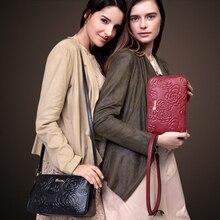 ZOOLER  New 2017 Women Messenger Bags Fashion Mini Bag  Bag Women Shoulder Bags Floral Printed pattern crossbody bags#CJ-6963