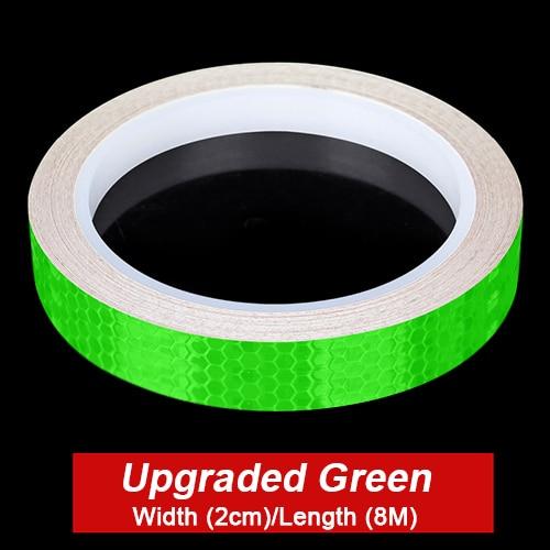 Green Stickers 2cm