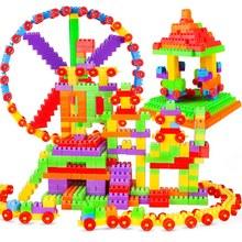 Legoings DIY Building Blocks kits Plastic Big Size Bricks Duplo Educational toys for gifts