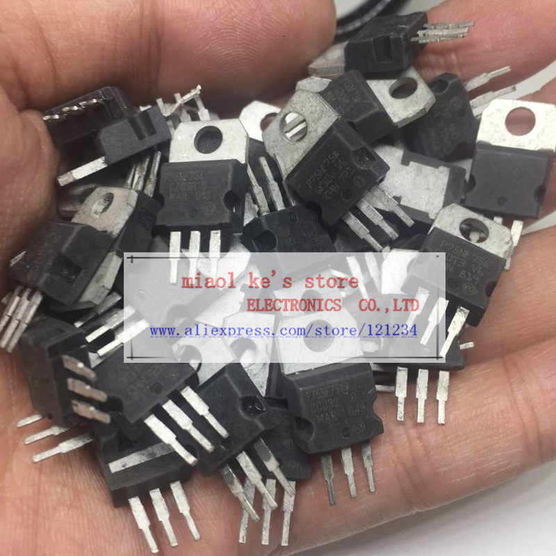[Orijinal] 10 adet/1 grup: STP75NF75 STP75N75 P75NF75 75NF75 75N75 - MOSFET N-CH 75V 80A 300W TO-220-3(TO-220AB)