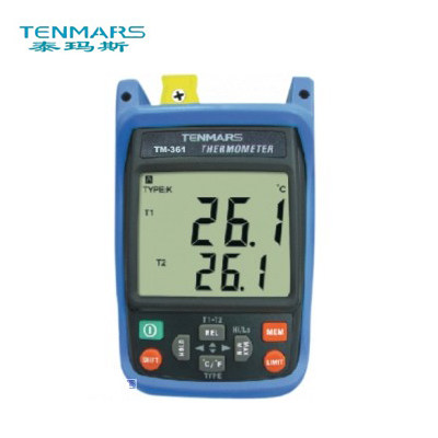Tenmars  TM-361 Singel Channel K Type Thermometer(-122~1370C) куплю автогрейдер дз 122 1987 года