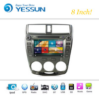 Car DVD Player System For Honda City 2008 2009 2010 2011 2012 Autoradio Car Radio Stereo