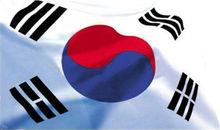 3'x5′ South Korea Flag Polyester the Korean National Banner Brass Grommets Hot