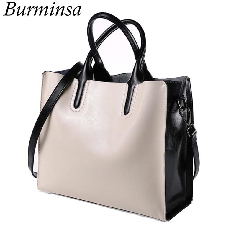 100% Genuine Leather Bags Women's Bucket Famous Brand Designer Handbags High Qua
