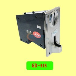 GD315 intelligent multi coin acceptor Goood Quality of CPU Comparable Coin Selector Coin Acceptor Arcade Parts Game accessories