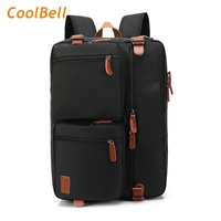 2019 Newest Brand CoolBell Backpack Bag For Laptop 17, 17.3, Case For Notebook 17, Compute 17.3, Free Drop Shipping
