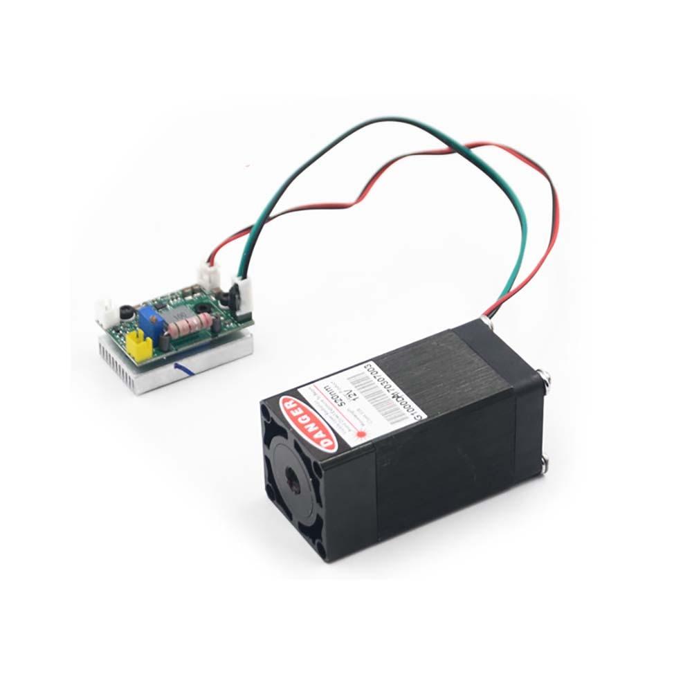 1W Laser Module  Grenn Laser Diodess  520nm DPSS Laser Head1W Laser Module  Grenn Laser Diodess  520nm DPSS Laser Head