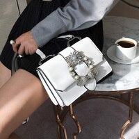 Designer Diamond Lock Bags